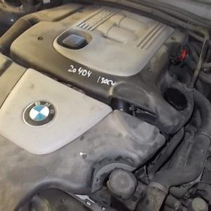 Motor BMW D204D4